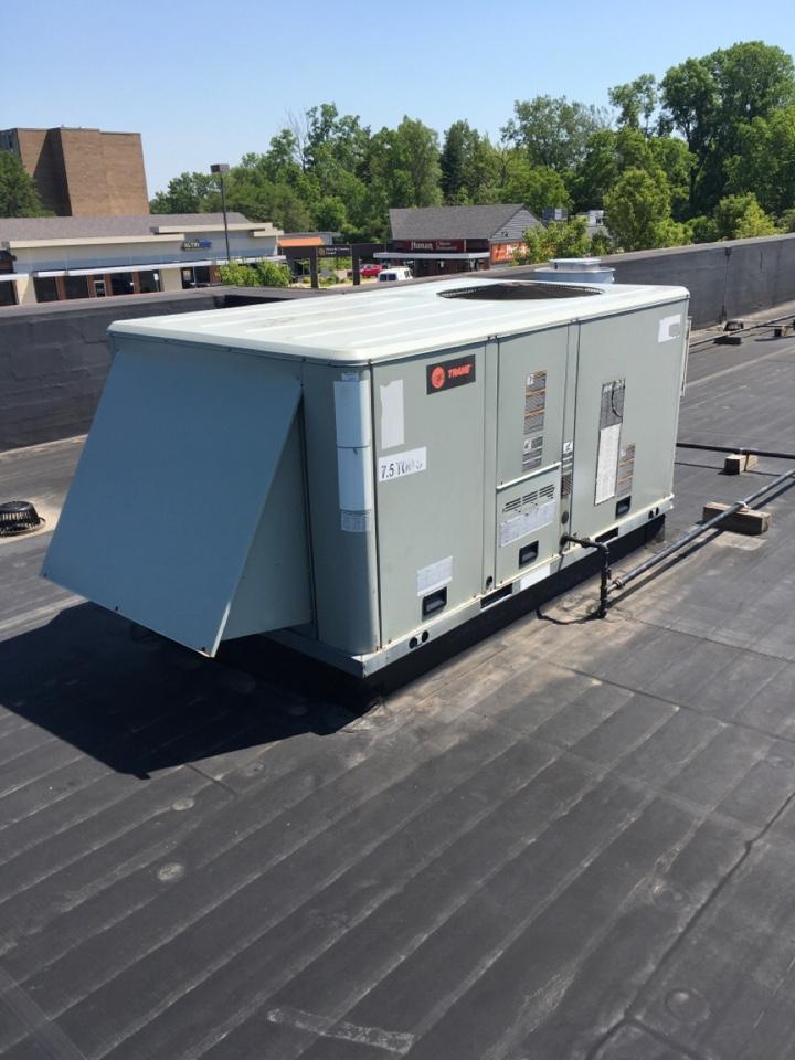 Grand Rapids, MI - Trane Furnace Maintenance