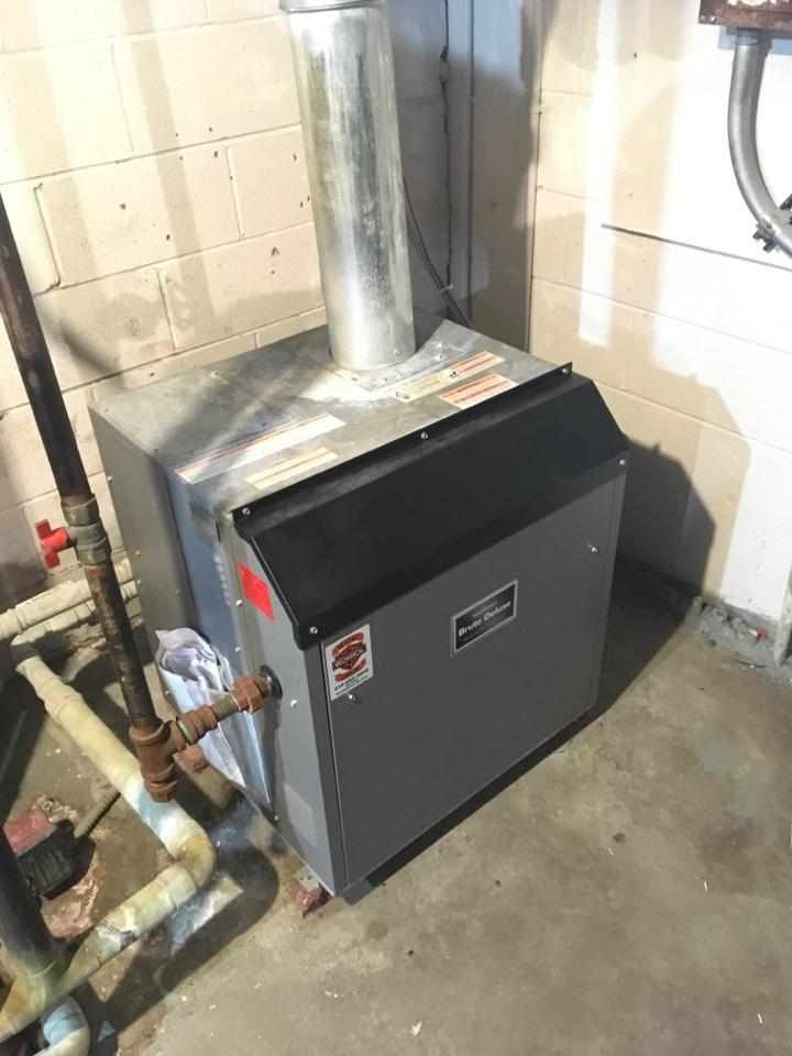 Kent City, MI - Bradford White Boiler Repair