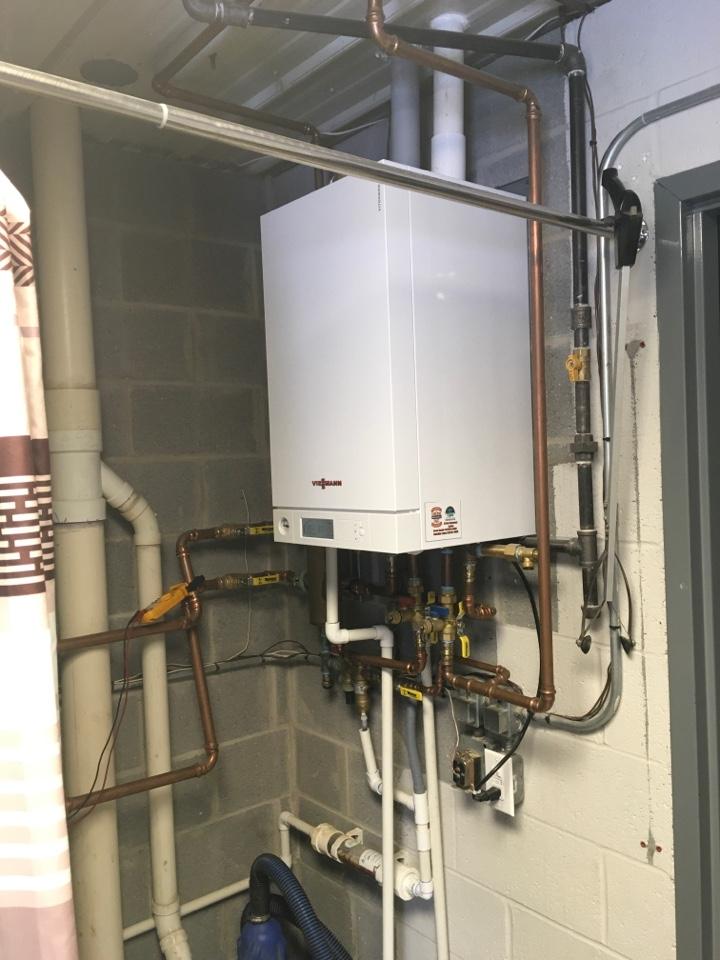 Comstock Park, MI - Viessmann Boiler Repair