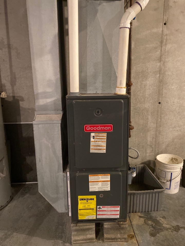 Newaygo, MI - Goodman Furnace Repair