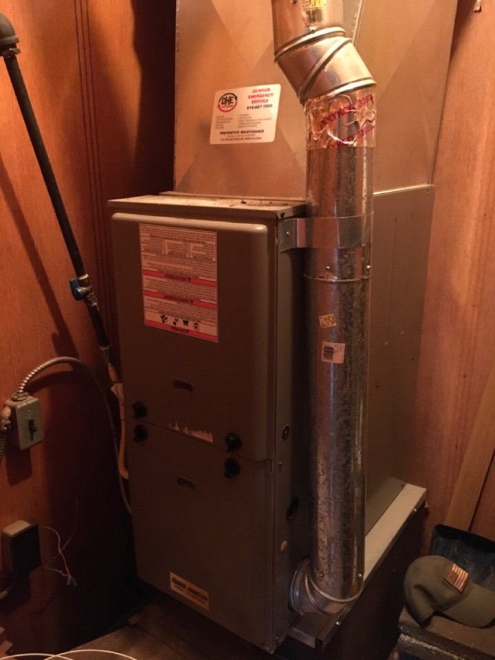 Sparta, MI - Frazier Johnston Furnace Repair