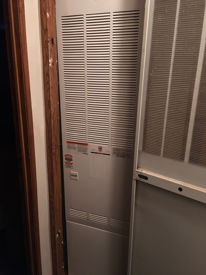 Howard City, MI - Buzzing noise coming from furnace.