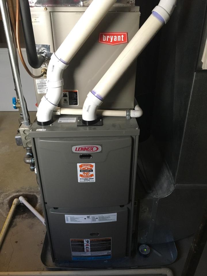 Grand Rapids, MI - Lennox Furnace Maintenance