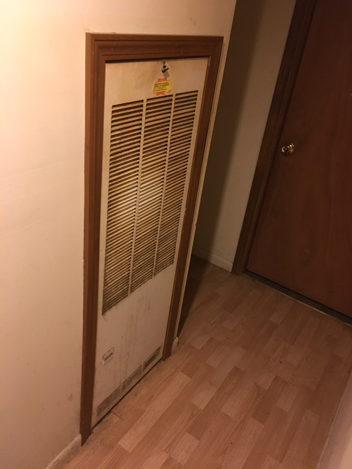 Morley, MI - Mobile home furnace making clunking noise.