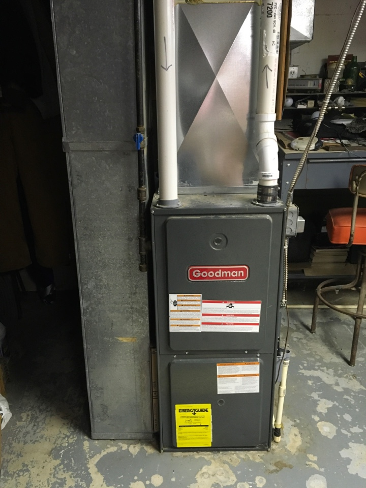Belding, MI - Goodman Furnace Repair