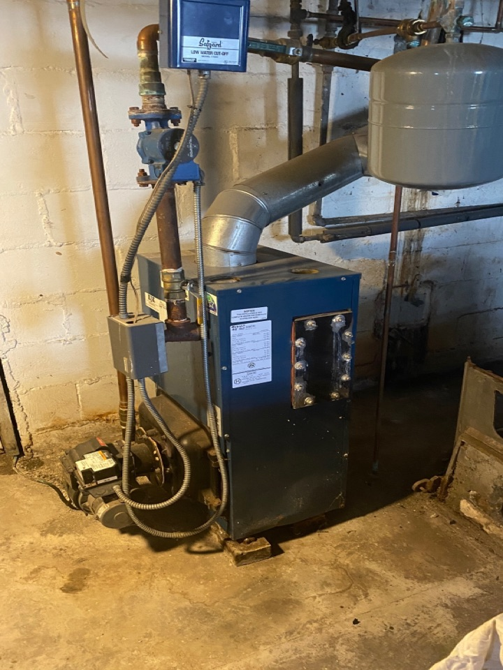 Marne, MI - Dunkirk Boiler Replacement Quote