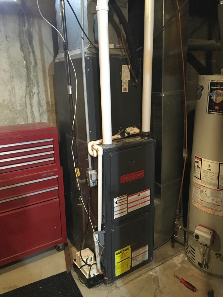 Cedar Springs, MI - Goodman Furnace Repair