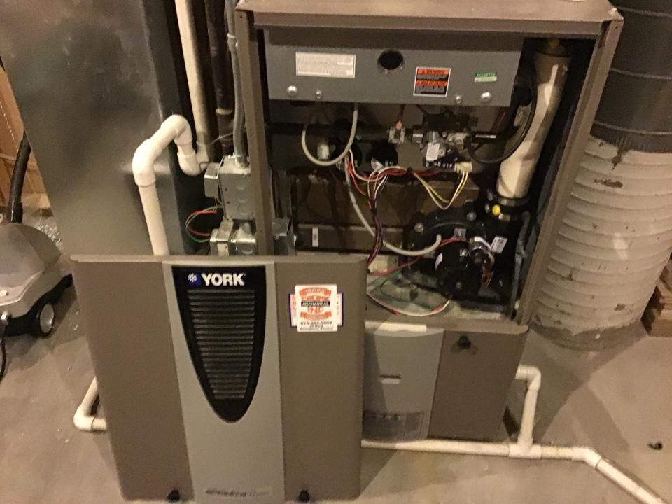 Ada, MI - York furnace repair. Service call no heat.
