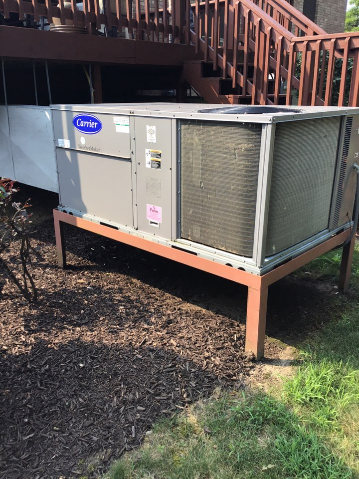 Wyoming, MI - Carrier Air Conditioning Tune Up