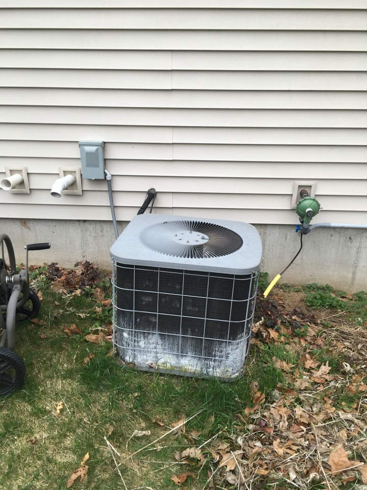 Sand Lake, MI - Pricing on new furnace and ac.
