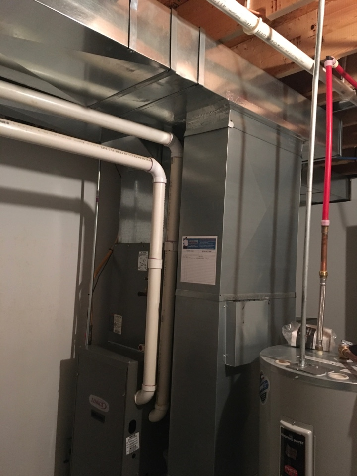 Cedar Springs, MI - Pricing to add new air conditioning to furnace.