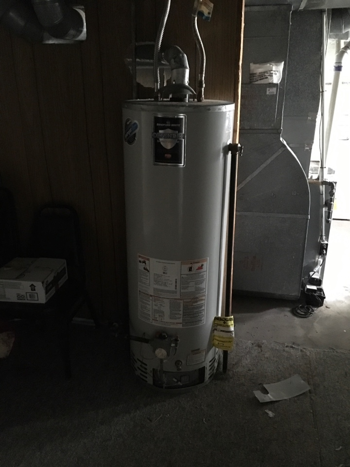 Grand Rapids, MI - Water heater not working.