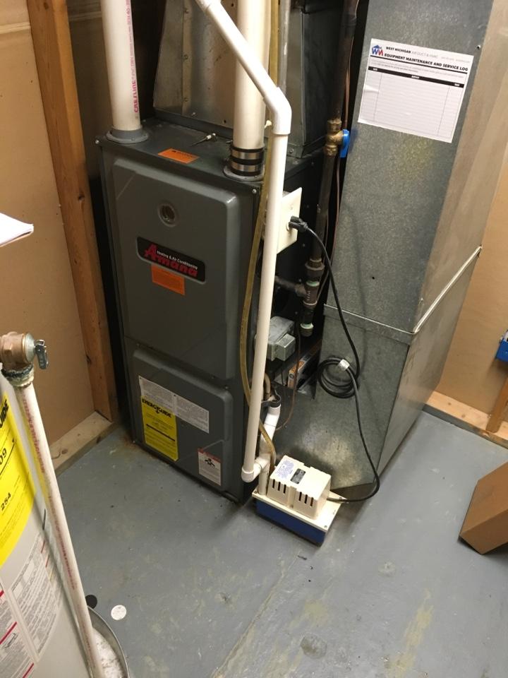 Grand Rapids, MI - Cost for new furnace.
