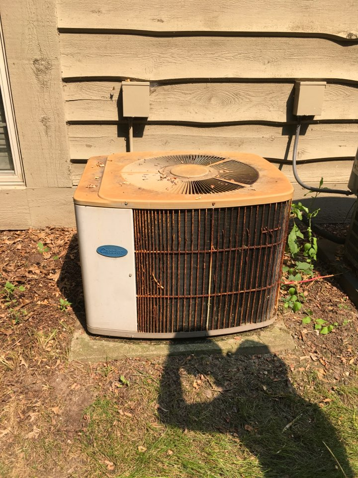 Ada, MI - Price for new furnace and air conditioning.