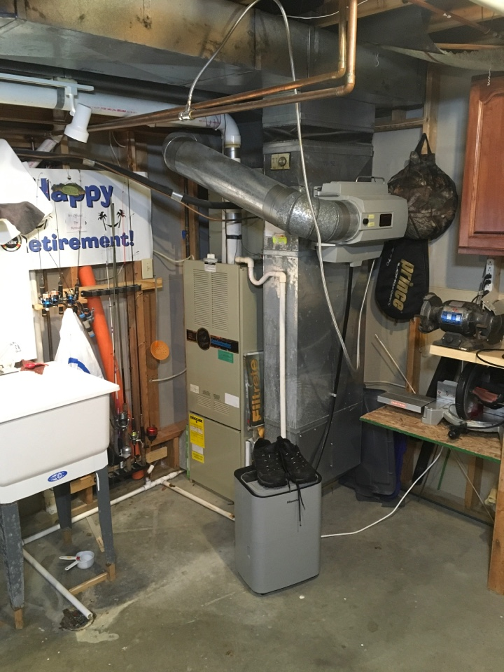 Stanwood, MI - Pricing for new furnace and air conditioning.