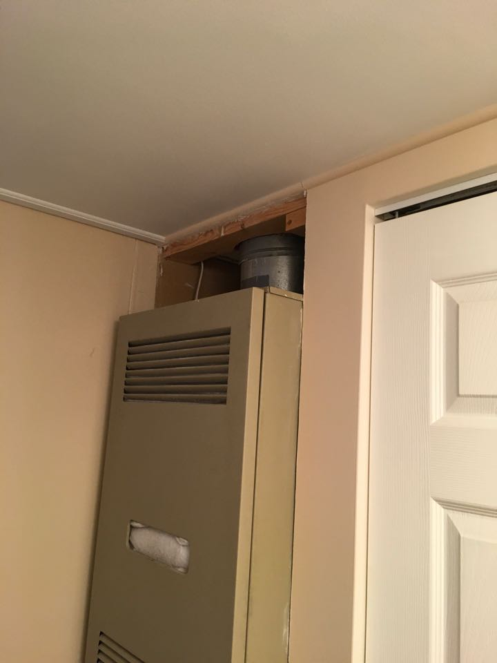 Cedar Springs, MI - Quote to replace mobile home furnace and add air conditioning.