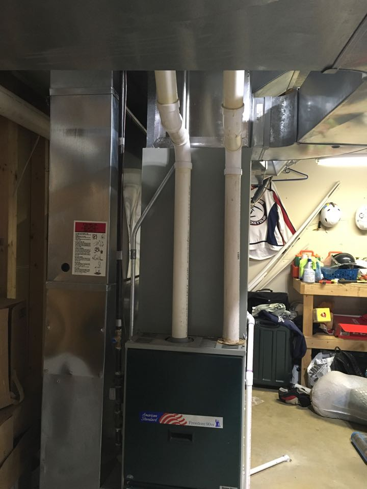 Rockford, MI - Pricing to convert furnace to natural gas and to replace furnace and air conditioning.