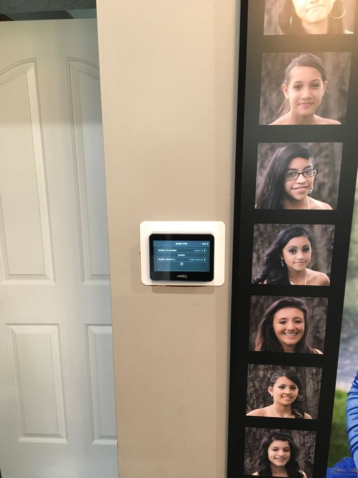 Grand Rapids, MI - New Lennox WIFI thermostat installed and programmed.