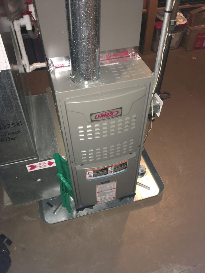 Grand Rapids, MI - Annual furnace maintenance.