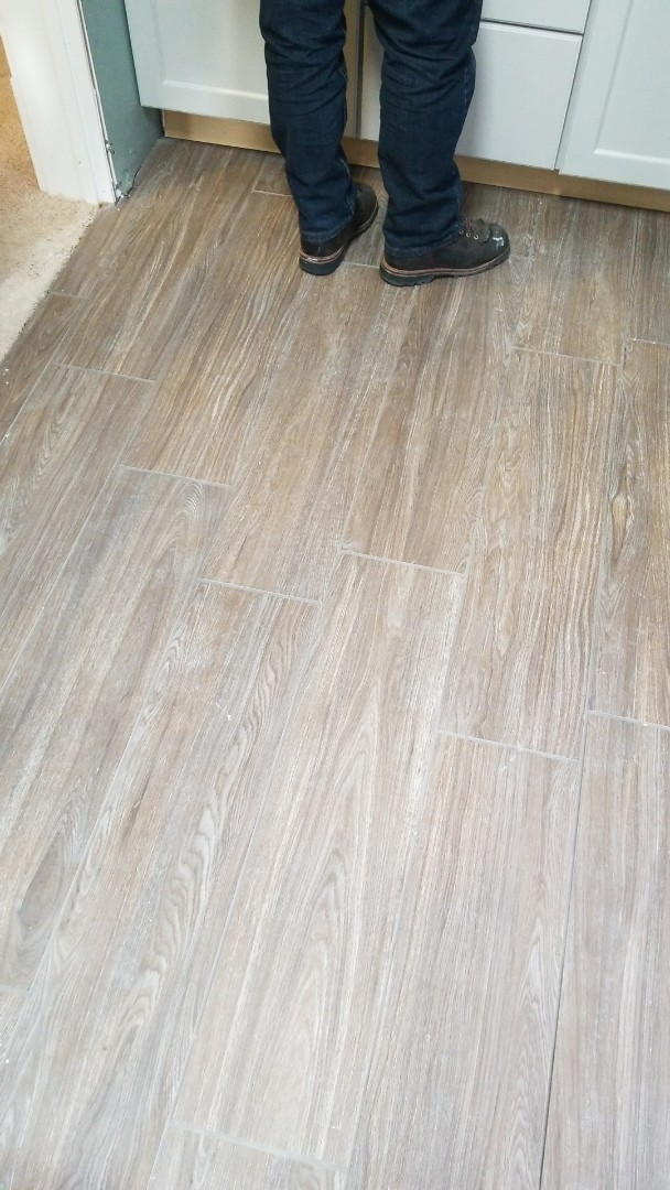 Brentwood, MO - Cool floor!