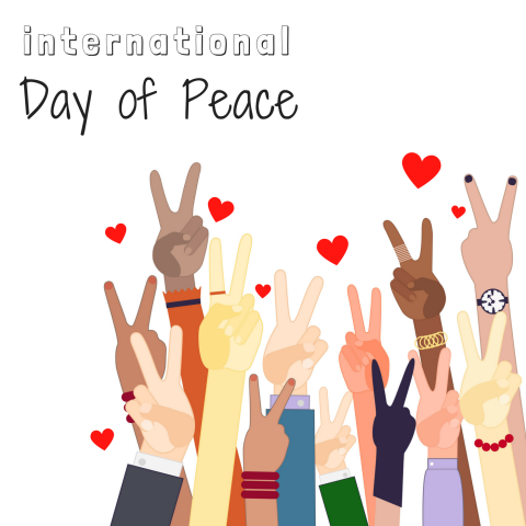 #InternationalPeaceDay #PeaceDay #DayofPeace #BeTheChange #love #peace #metroffices