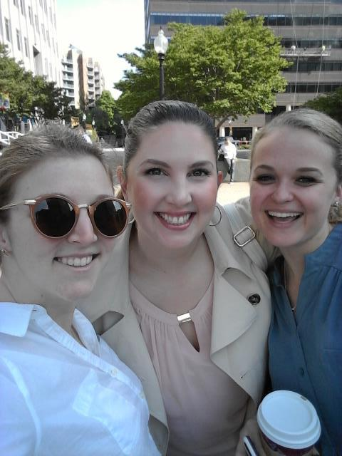 Meet your Metro Offices Ballston Team! Sidney, Sarah, and Julia are your go-to ladies for all of your business needs in Arlington, VA. Private and shared offices, conference rooms, training rooms... We've got you covered! How will you work today?