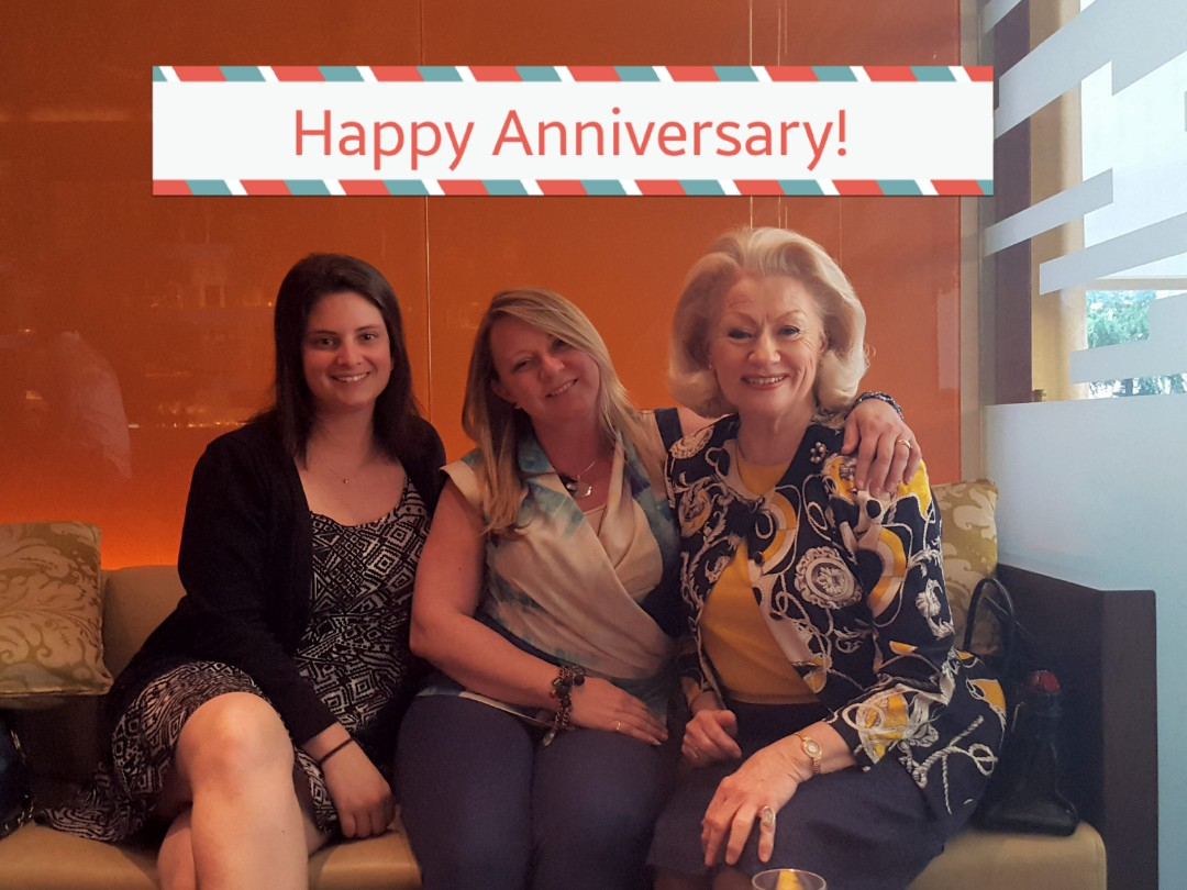 Washington, DC - Happy 40th Anniversary to O'Connell & Associates!! Congrats Marjorie on your 5th decade in business! Metro Offices is proud to be your office provider and support staff!!