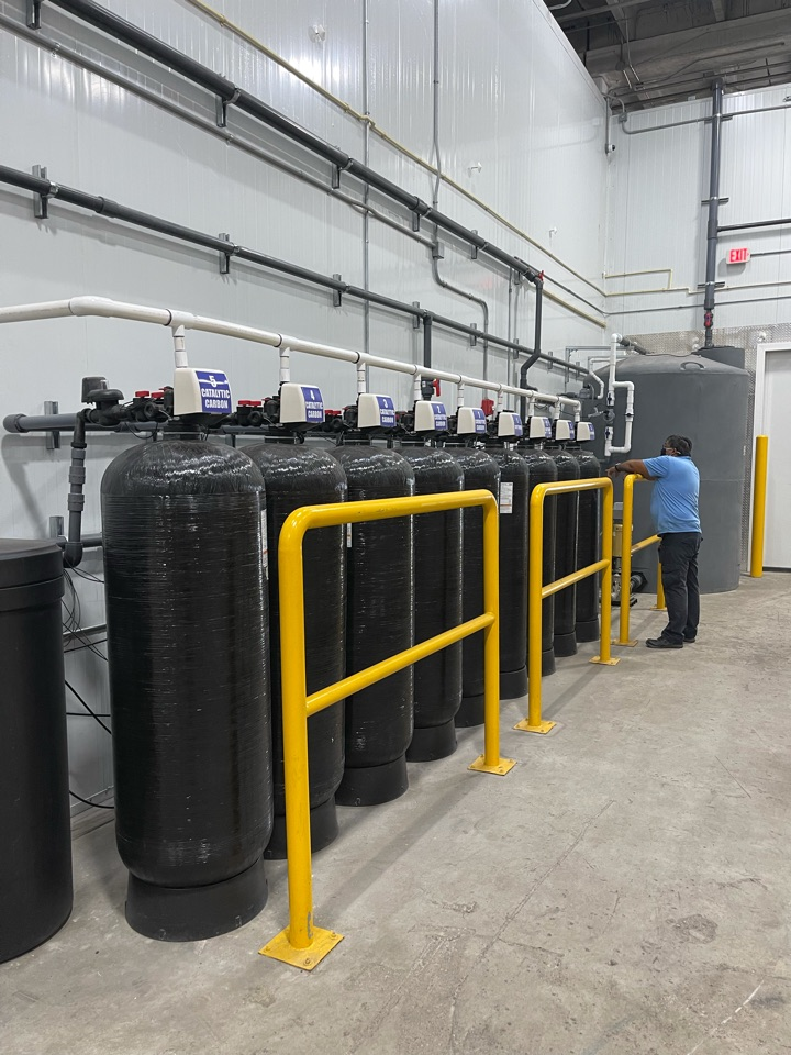 Miami, FL - Serviced Water Softener