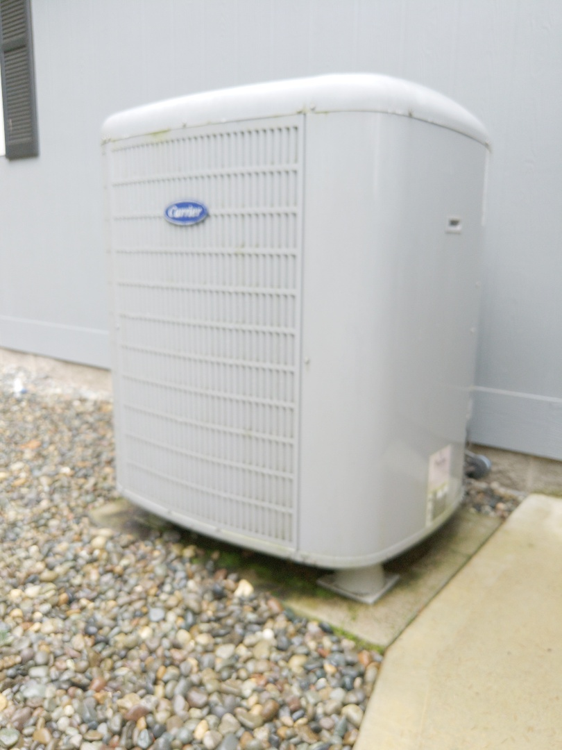 Gig Harbor, WA - Fall maintenance on heat pump and air handler