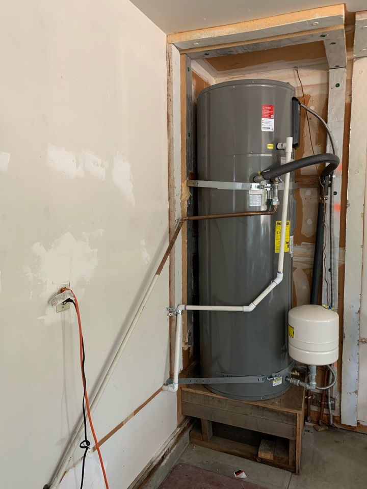 Tacoma, WA - Recently installed a high efficient heat pump water heater in tacoma wa