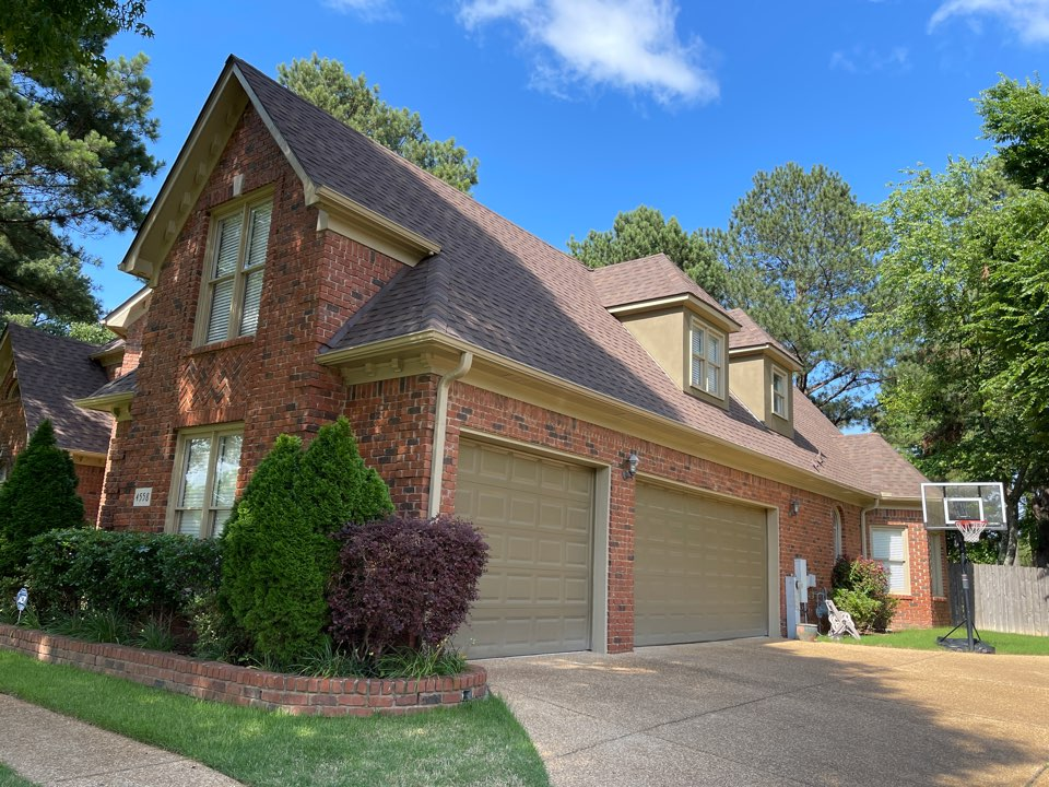 Collierville, TN - New roof inspection