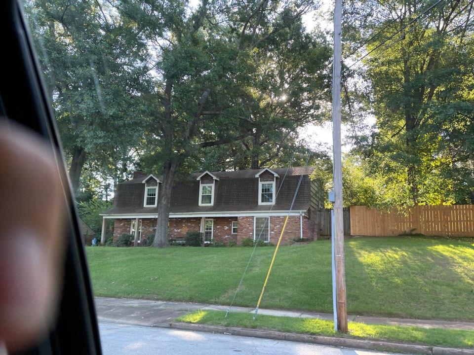 Memphis, TN - Roof inspection