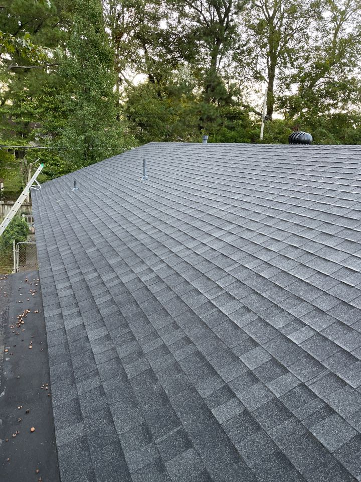 Memphis, TN - A customer called us out to inspect their roof for wind damage. We will inspect for free and provide a detailed photo report.
