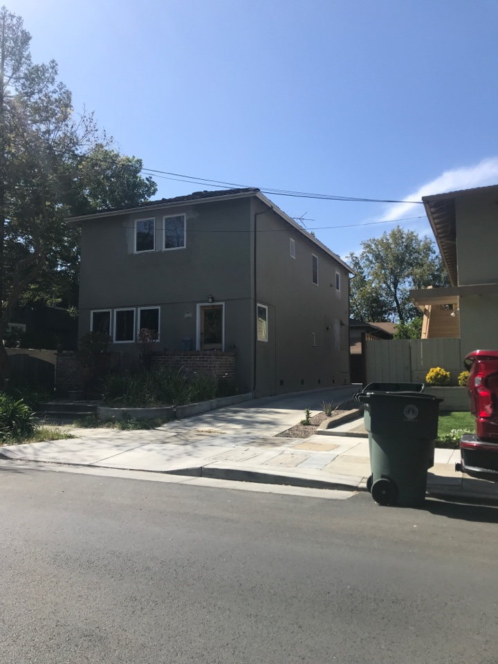 Palo Alto, CA - Re-roofing shake to GAF Timberline and add gutters