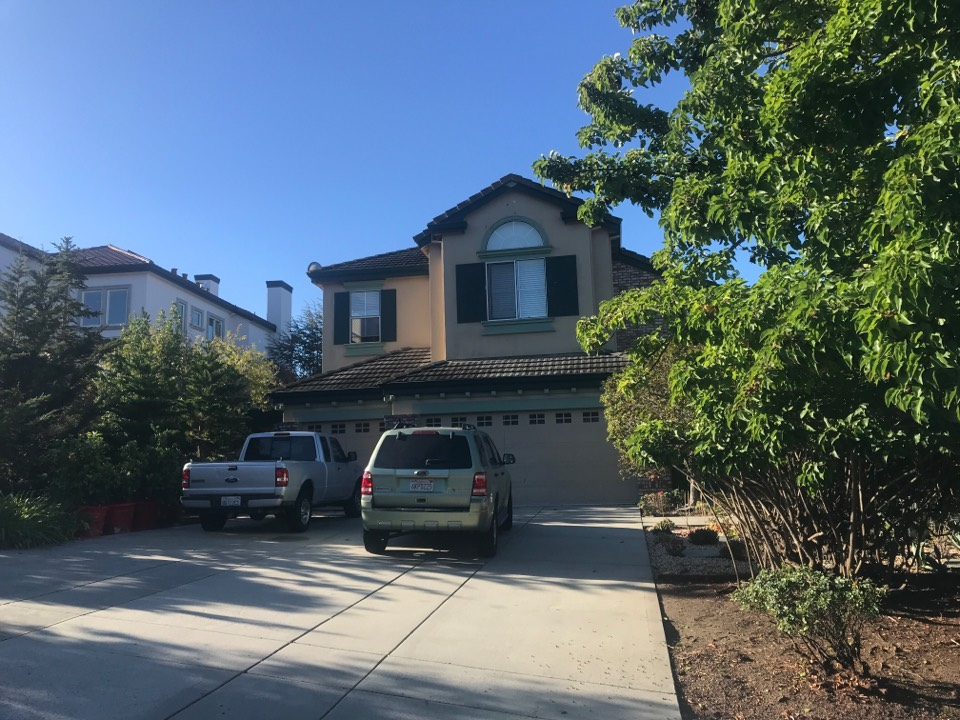 San Mateo, CA - Estimate to repair or replace air conditioning system. Furnace is 10 years old. Too old to repair, so quoted replacing with new Bryant 105 14 SEER Air Conditioner.