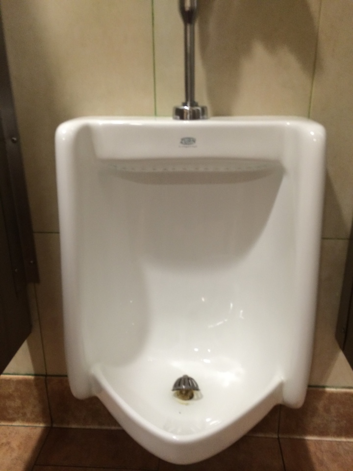 Upland, CA - Cleaning slow draining urinals at Walmart.