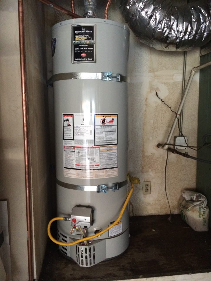 Altadena, CA - Bradford White water heater warranty repairs