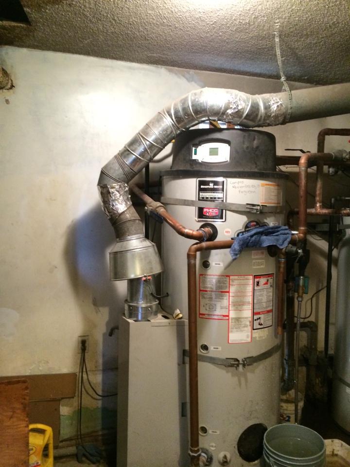 El Monte, CA - Bradford white commercial water heater repair