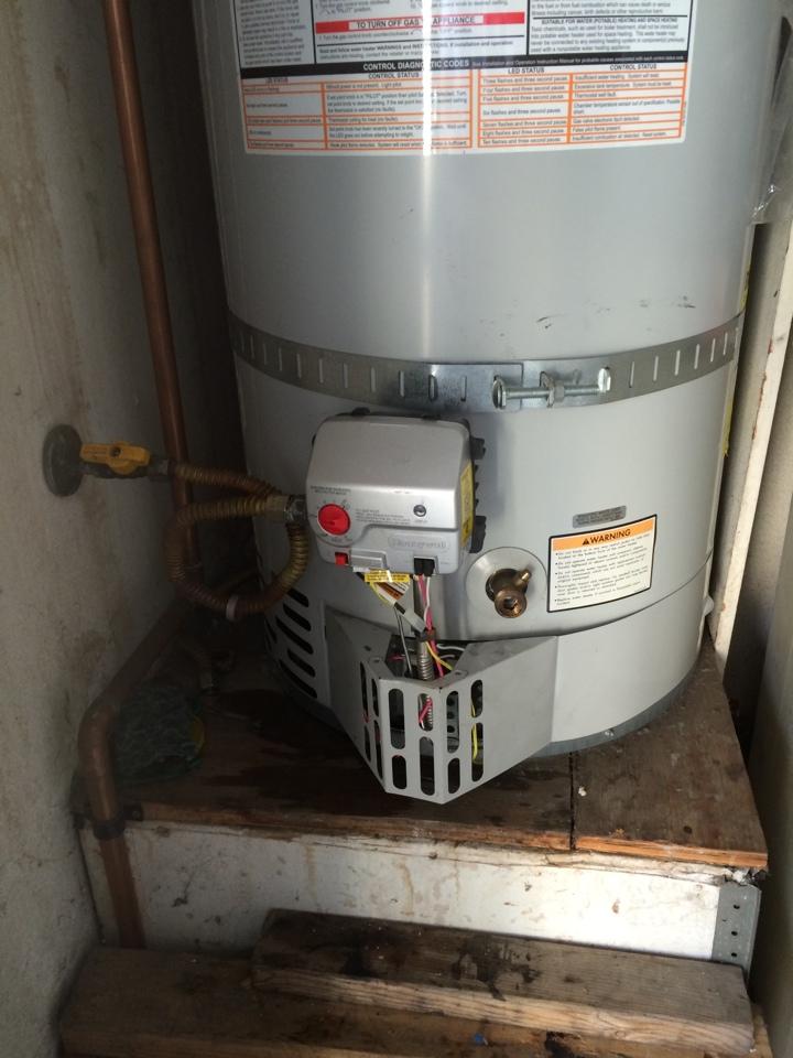 Monterey Park, CA - Water heater warranty repair