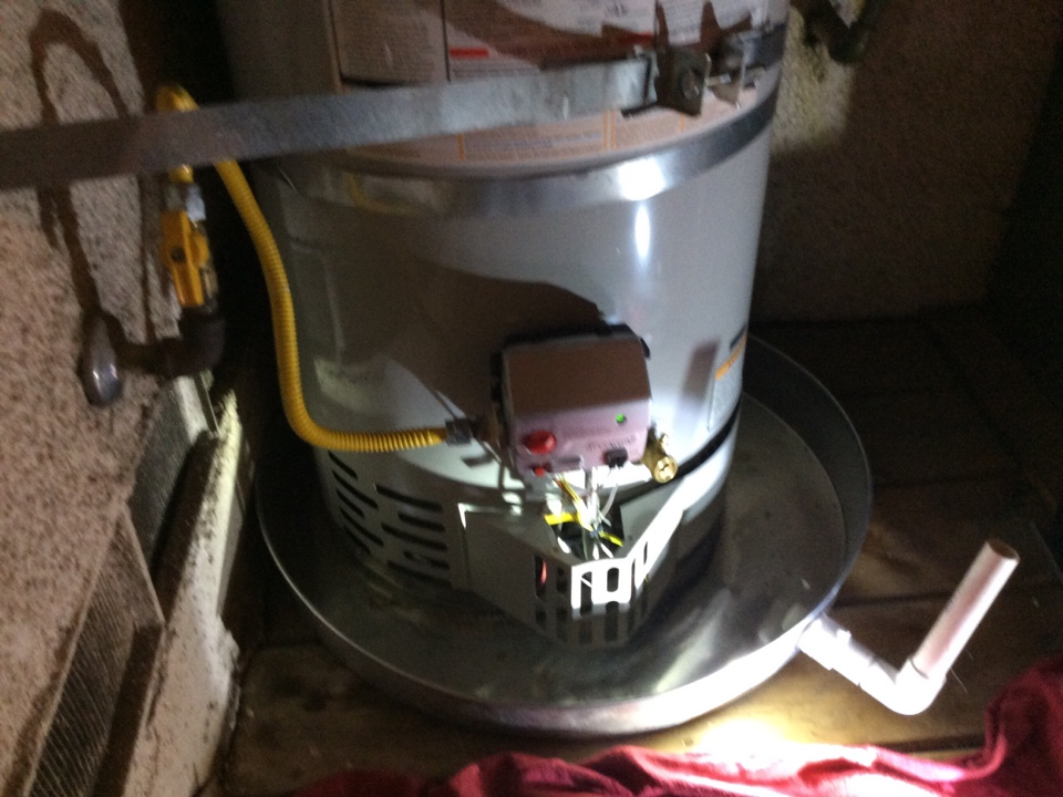 Hacienda Heights, CA - Water heater repair