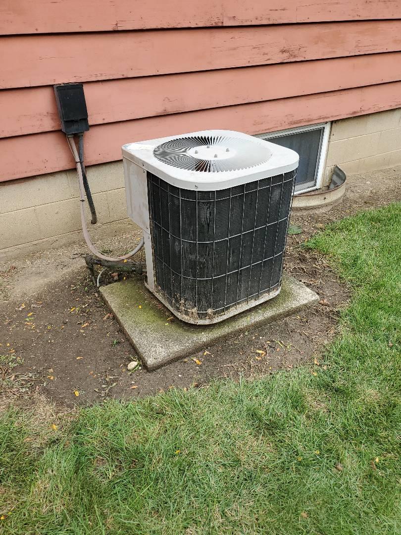 Bloomington, IL - Repair on janitrol ac