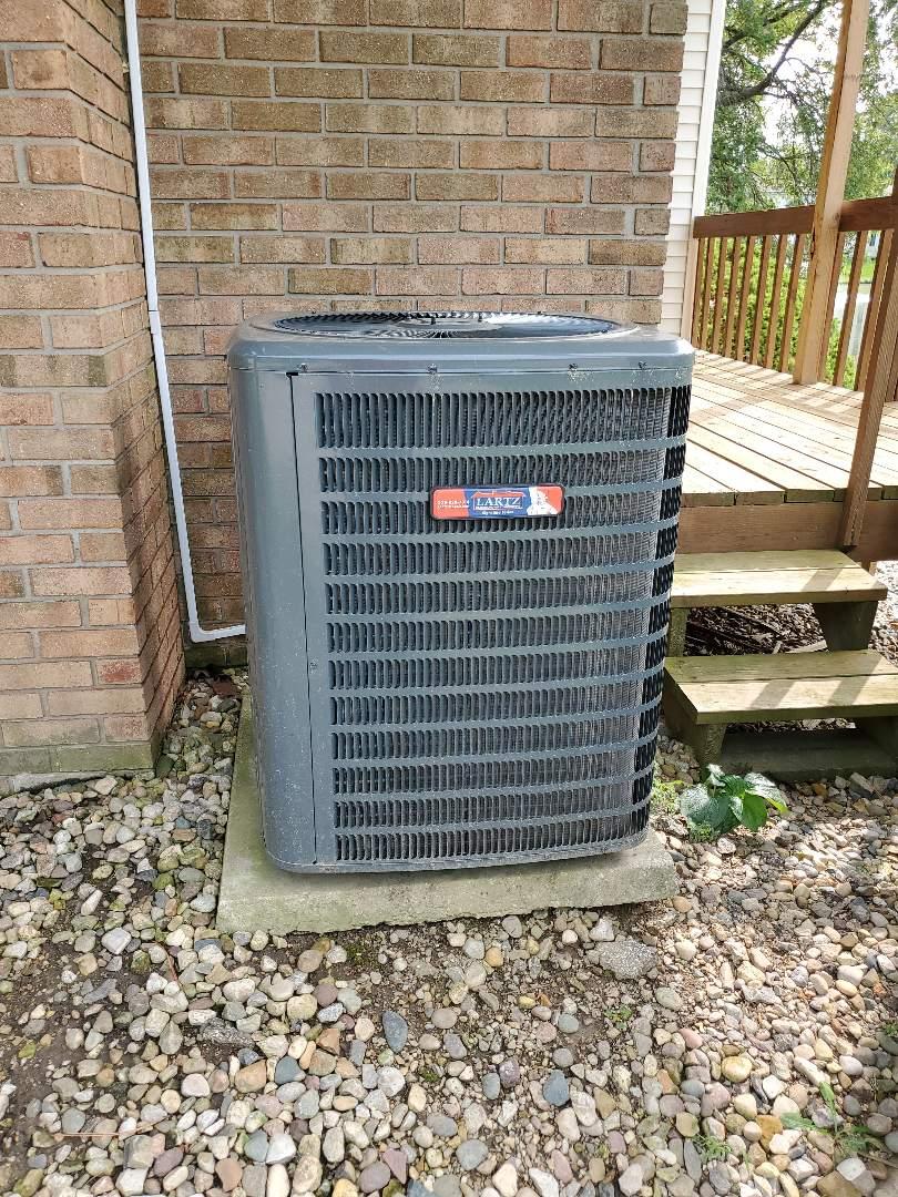 Normal, IL - Seasonal tune up on amana heat pump