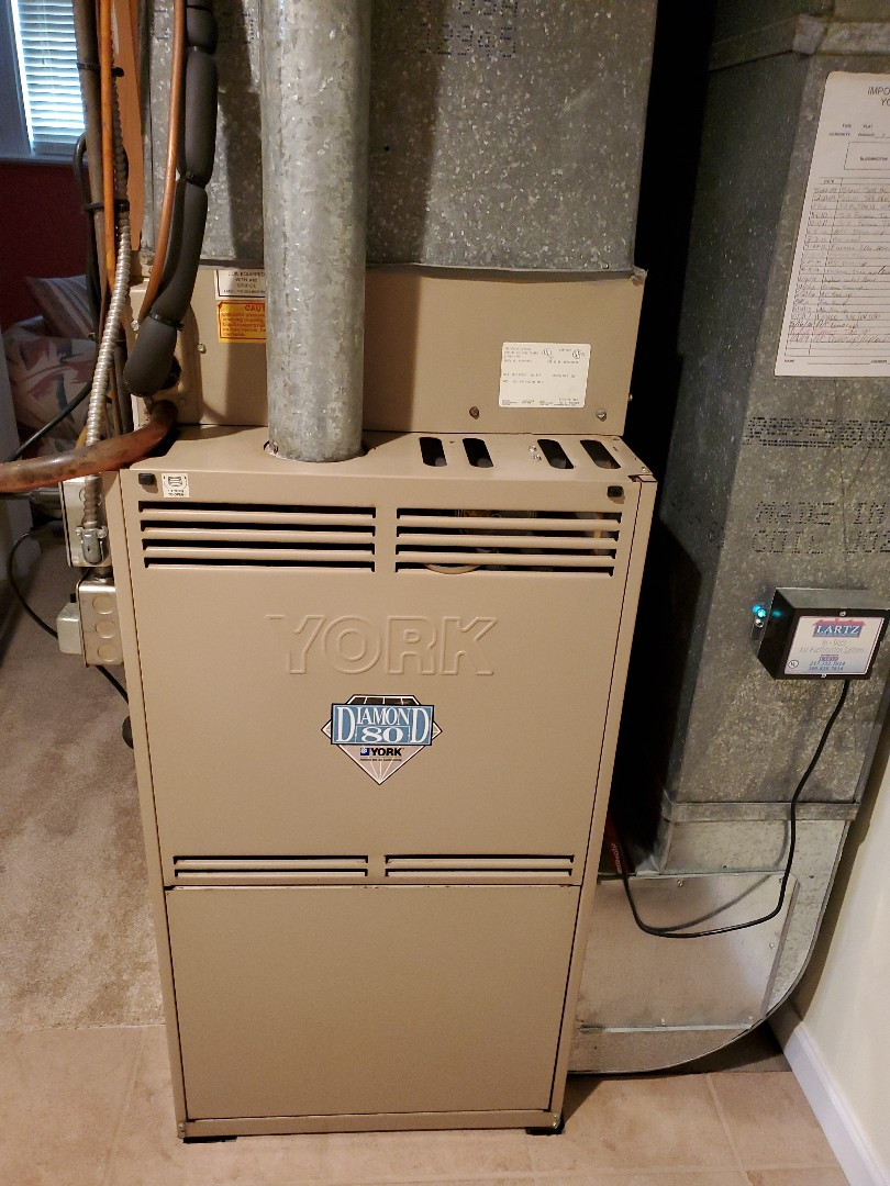 Normal, IL - Seasonal tune up on York furnace