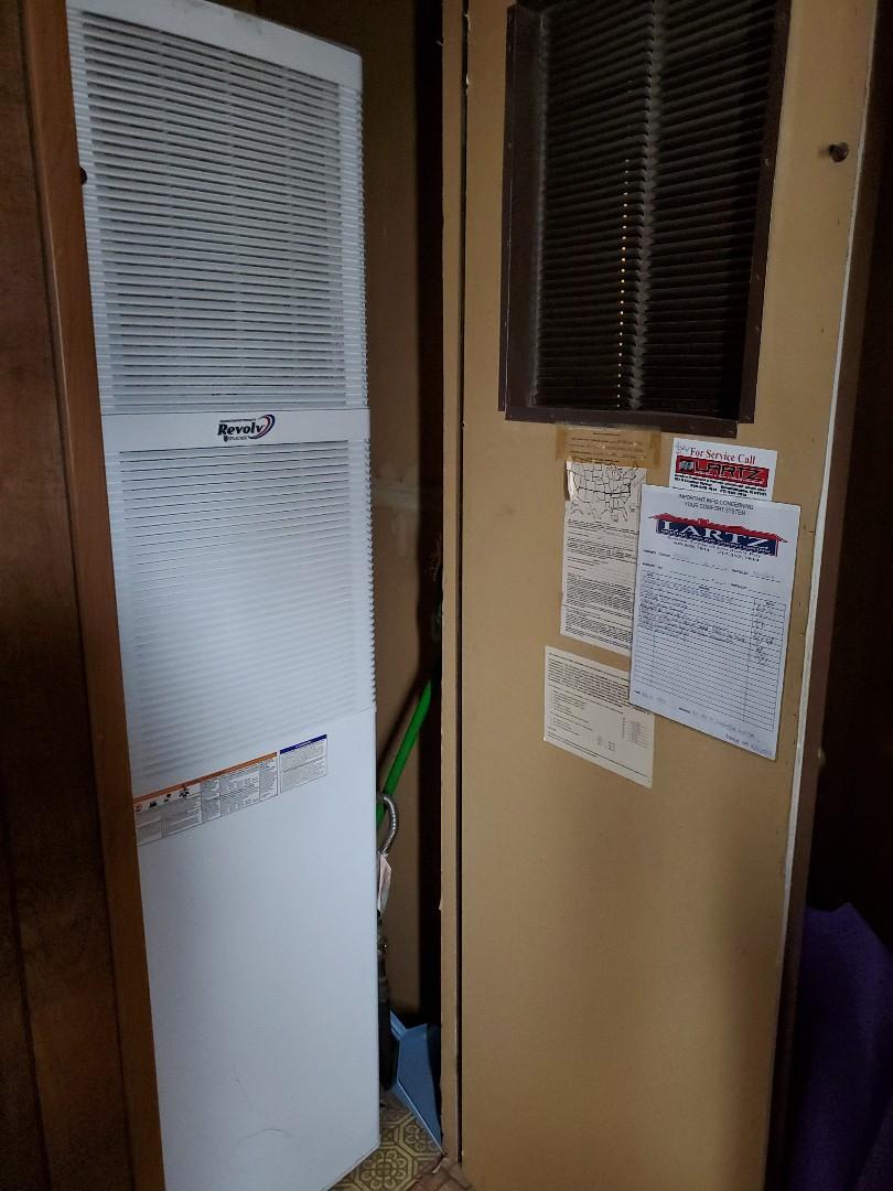 Bloomington, IL - Repair on revolv furnace