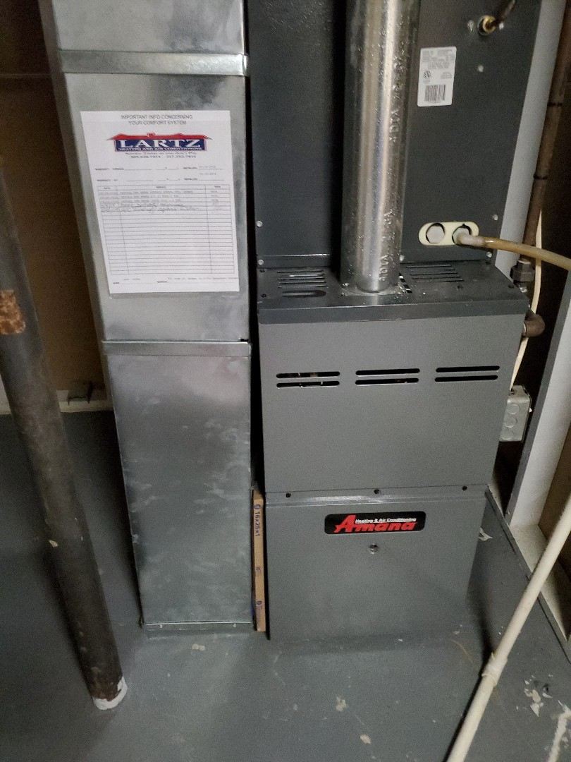 Normal, IL - Repair on Amana furnace