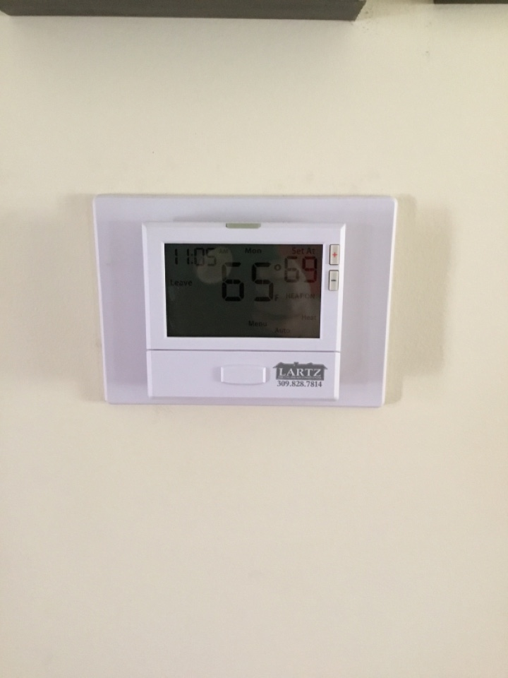 Bloomington, IL - FURNACE NO HEAT /THERMOSTAT