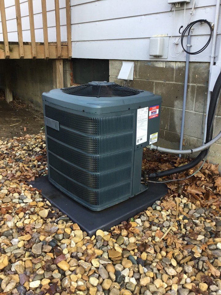 Normal, IL - No cool call for this EVCON AC. Electric motor starter replacement and a thorough cleaning has it running properly and more efficiently.