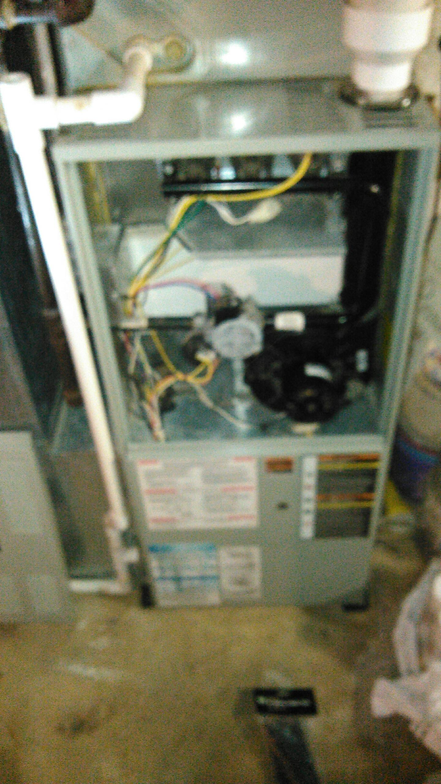 Atlanta, IL - TUNE UP ON COLEMAN TRAILER FURNACE