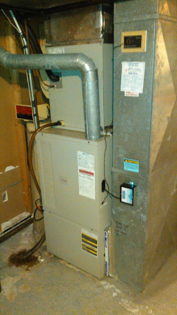 Urbana, IL - TUNE UP ON TAPPAN FURNACE