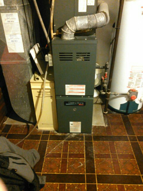 Downs, IL - AMANA FURNACE TUNE UP AND CLEANING